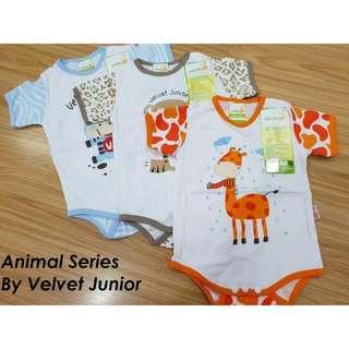 🚚 Newborn Baby Rompers / animal