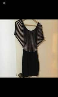Structured dress size 10