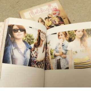 Girls Generation (SNSD) Holiday Photobook