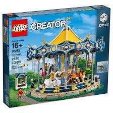旋轉木馬 Lego - 10257