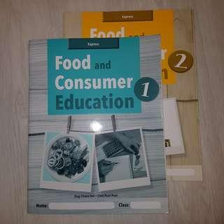 food and consumer education express workbook 1 2