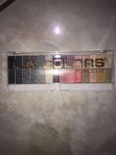 La colors original eyeshadow