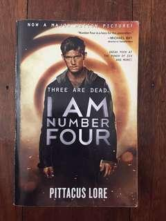 I Am Number Four Book (Lorien Legacies Books)