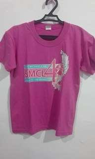 Pink tshirt for kids