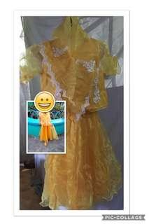 Preloved Cariñosa Costume