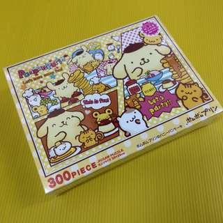 Pom Pom Purin 布甸狗 300 Pieces 砌圖 Puzzle honey pancake 款