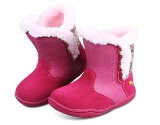 Girl Kids Winter Boots