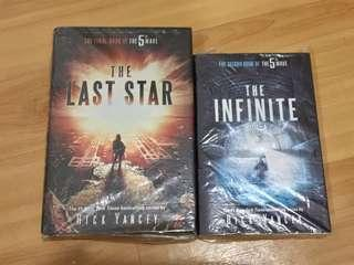 SALE! The Last Star & The Infinite Sea 📖