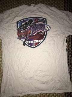 football soccet tshirt l