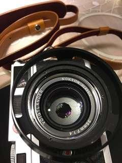 Voigtlander 35mm f1.4 MC VM mount