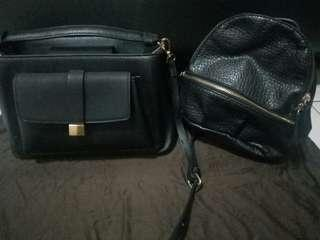 Dijual Tas Zara Basic Original FREE Zara Backpack