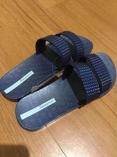 🔥💯Ipanema Sandals City Fem (Navy blue)