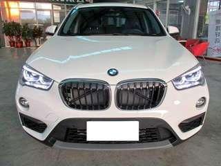 2018年 BMW X1 18I 總代理 低里程