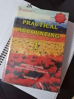 UBERITA Practical Accounting 1