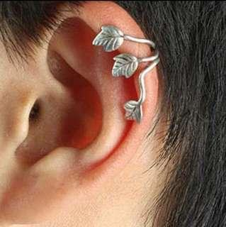 Leaves Ear Clip