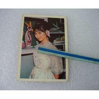 蕭芳芳2R 懷舊明星相片老舊照片