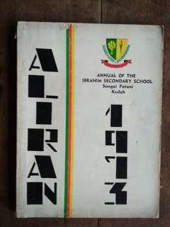 Majalah Sekolah Ibrahim Secondary School, Sungai Petani.