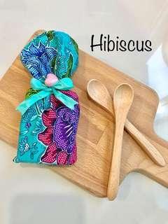Clarifying Hibiscus Handmade Soap #bundlesforyou