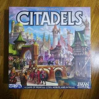 Citadels Board Game