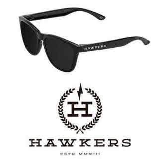 HAWKERS BLACK DARK ONE