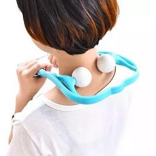 Office To Ease The Neck Fatigue Ball Clip Neck Meridian Home Shoulder And Neck Manual Kneading Cervical Massage