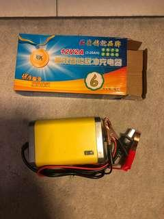 Brand New Battery Charger For Motorcycle 12V2A