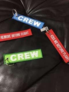 🚚 Crew款行李牌