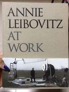 Annie Leibovitz At Work (signed copy)