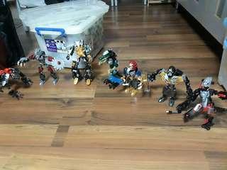Lego Chima, Bionicle