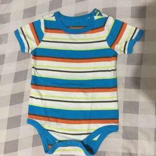 Stripes Onesie