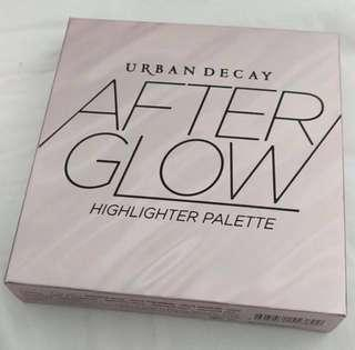 Urban Decay Afterglow Highlighter Authentic
