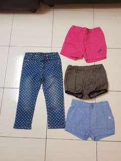 🆕️ Combo Poney Girl Pants