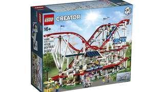 過山車 Lego - 10261