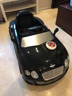 Electric Toy Car - needs fixing - free
