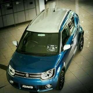 Suzuki ignis diskon luber nego sampe deal