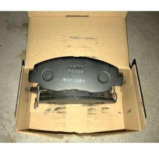 Original Honda Civic FD1 BNIB Nisin Brake Pad