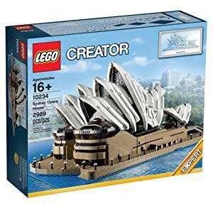 悉尼歌劇院 Lego - 10234
