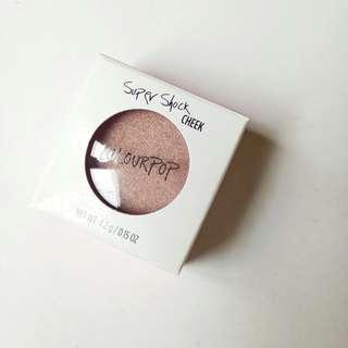 READY STOCK COLOURPOP SUPER SHOCK CHEEK HIGHLIGHTER