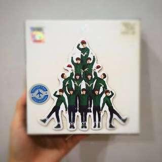 EXO Winter Special Album 'Miracle in December' Korean ver.