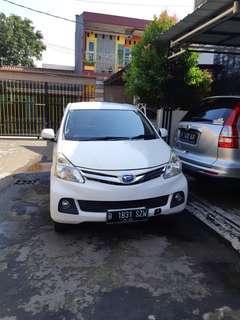 Daihatsu xenia R deluxe 2012 manual