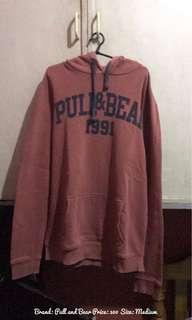 Pull and Bear Jacket Pullover
