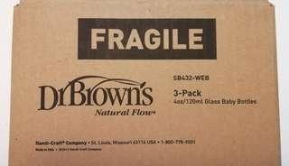 Dr. Brown's Original Glass Bottle