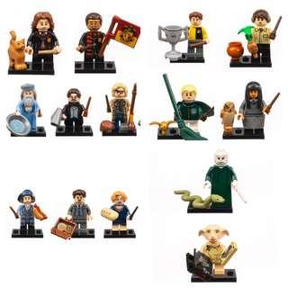 Lego Minifigures harry potter limited edition