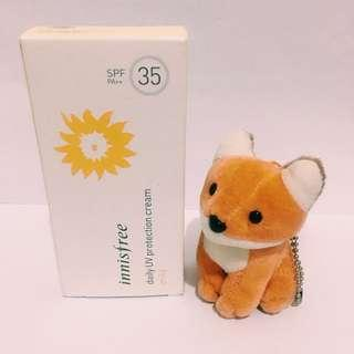 innisfree sunblock/sunscreen (mild)