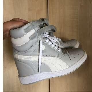 puma x yasuhiro mihara my-66 sneaker wedges (size 6) P3500