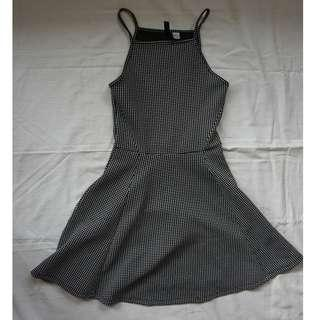 H&M Knit-feel Halter Dress US Size 4