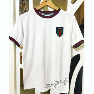8c14a662 Gucci Ringer Tee Shirt/ Unisex/ High end Quality Fabric
