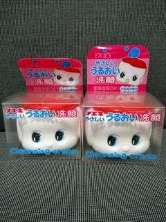 漿糊仔 fueki cleansing cream 110g 1pc