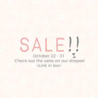 Sales Up to 20%!