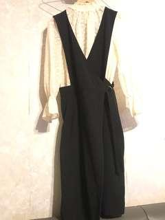🈹日本Japan連身裙三款穿法 black dress 3 ways